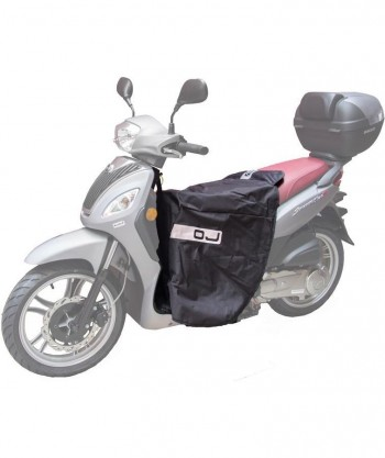 CUBREPIERNAS IMPERMEABLE UNIVERSAL SCOOTER C/NEGRO