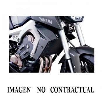 TAPAS RADIADOR PUIG MT09 13'-16' C/NEGRO MATE    6880J