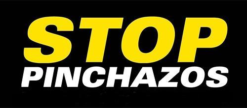 STOP PINCHAZOS